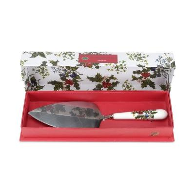 Portmeirion The Holly and The Ivy Cake Slice 25cm
