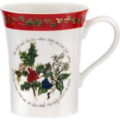 Portmeirion The Holly and The Ivy Mug