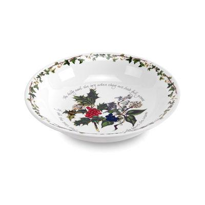 Portmeirion The Holly and The Ivy Pasta Bowl 20cm