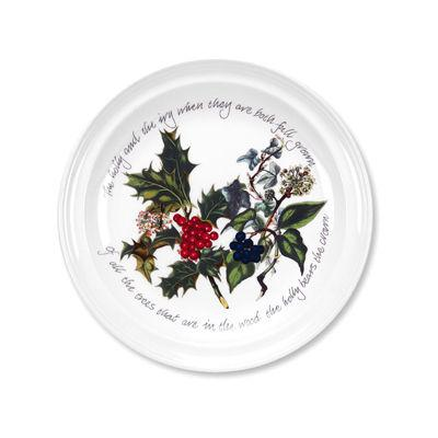 Portmeirion The Holly and The Ivy Plate 20cm