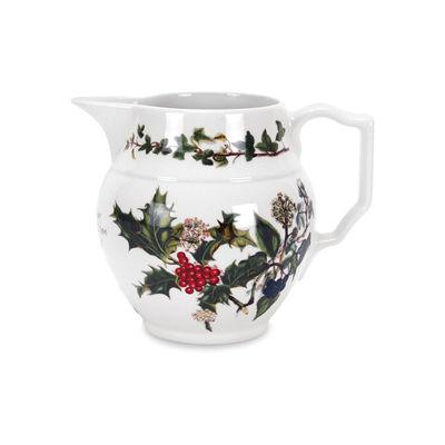 Portmeirion The Holly and The Ivy Staffordshire Jug 0.6L