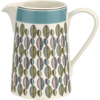 Portmeirion Westerly Cream Jug 0.3l Turquoise