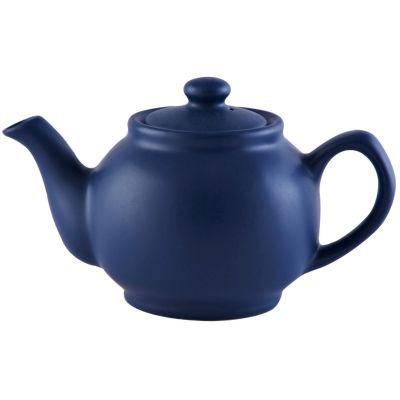Price and Kensington Teapots 2-Cup Teapot Matt Navy