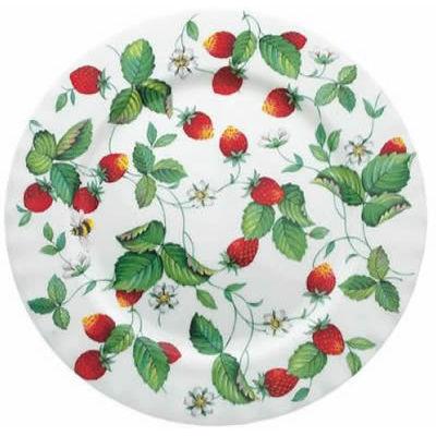 Roy Kirkham Alpine Strawberry Tea Plate 20cm