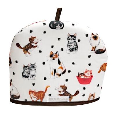 Roy Kirkham Cats & Dogs Cats Tea Cosy