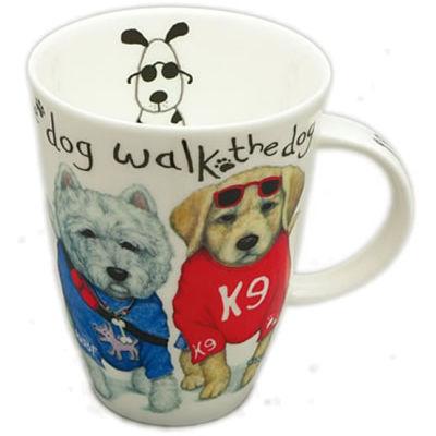 Roy Kirkham Cats & Dogs Dog Animal Fashion Louise Mug
