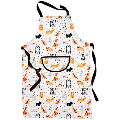 Roy Kirkham Cats & Dogs Dogs Apron