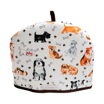 Roy Kirkham Cats & Dogs Dogs Tea Cosy