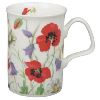 English Meadow Lancaster Mug Red