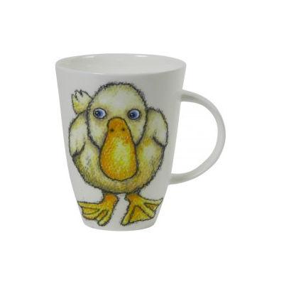 Roy Kirkham Nature Shut The Gate Louise Mug Duck
