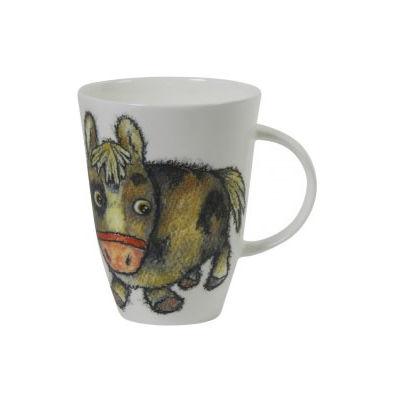 Roy Kirkham Nature Shut The Gate Louise Mug Horse