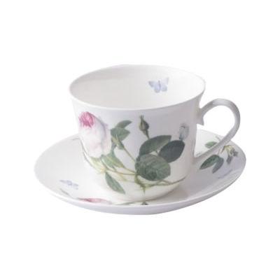 Roy Kirkham Palace Garden Breakfast Cup & Saucer