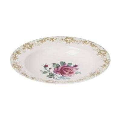 Roy Kirkham Vintage Roses Soup Plate