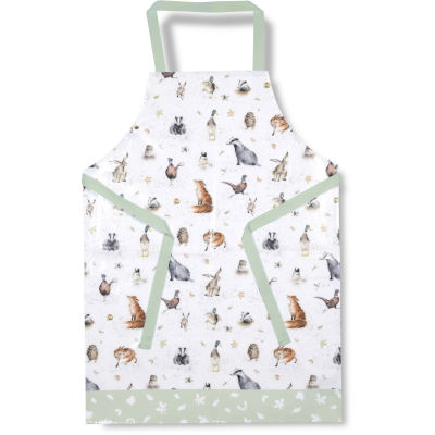 Wrendale Giftware Apron PVC Coated