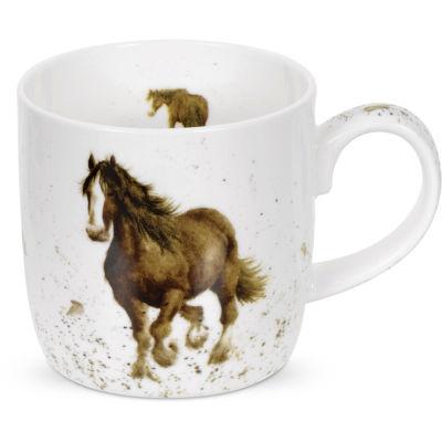 Wrendale Gigi Horse Mug