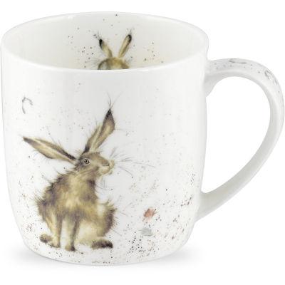 Wrendale Good Hare Day Hare Mug