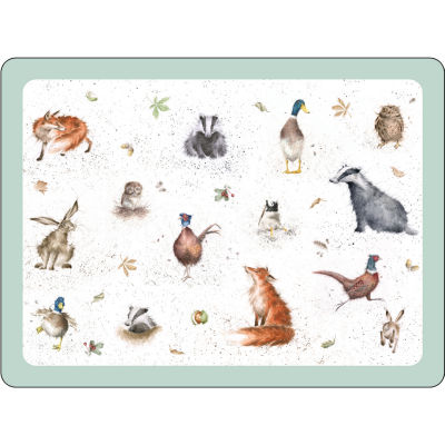 Wrendale Placemat Set of 4 Wrendale
