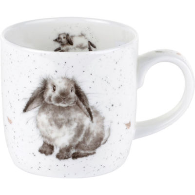 Wrendale Rosie Rabbit Mug