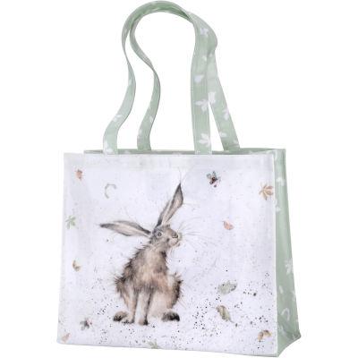 Wrendale Shopping Bag Large Hare Raising