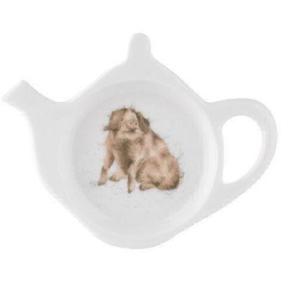 Wrendale Teabag Tidy Truffles Pig