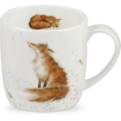 Wrendale The Artful Poacher Fox Mug