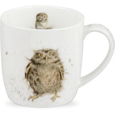 Wrendale What A Hoot Owl Mug