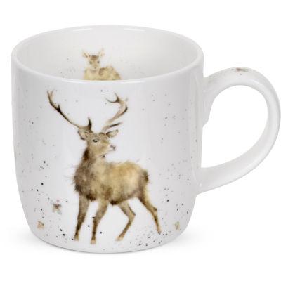 Wild At Heart Stag Mug