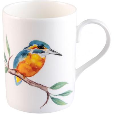 RSPB Birds Kingfisher Glory Lucy Mug Branch