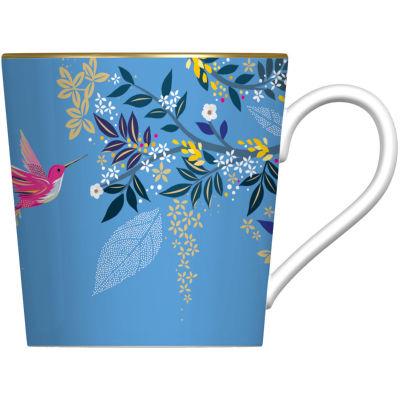 Sara Miller Chelsea Collection Mug Chelsea Light Blue