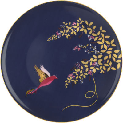 Sara Miller Chelsea Collection Cake Plate 20cm Chelsea Set of 4