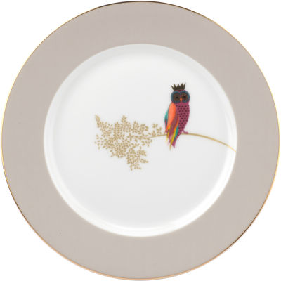 Sara Miller The Collection Cake Plate 20cm Piccadilly Set of 4