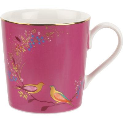 Sara Miller Chelsea Collection Mug Chelsea Pink