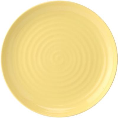 Sophie Conran Colour Pop Coupe Plate 27cm Sunshine