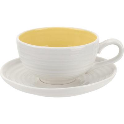 Sophie Conran Colour Pop Teacup & Saucer Sunshine