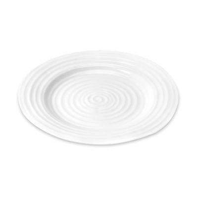 Sophie Conran White Bistro Round Platter 31cm