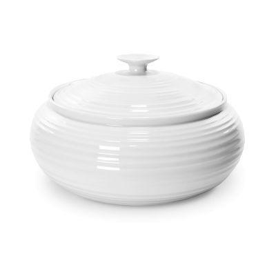 Sophie Conran White Casserole Dish Low 3.4L