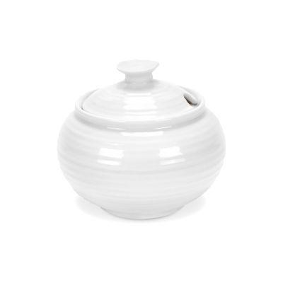 Sophie Conran White Covered Sugar Box 0.3L