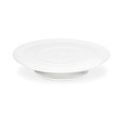 Sophie Conran White Footed Cake Plate 32cm