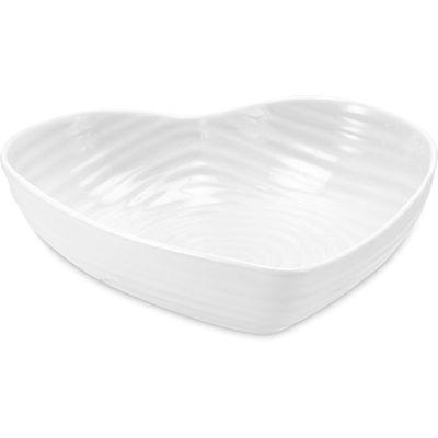 Sophie Conran White Large Heart Bowl