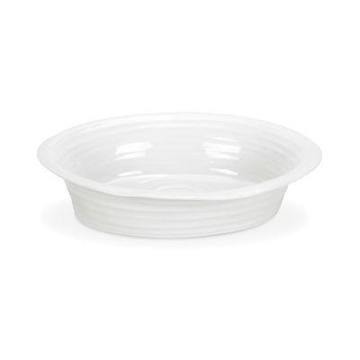 Sophie Conran White Large Oval Pie Dish