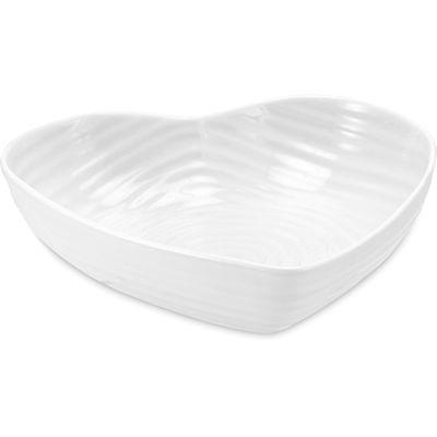 Sophie Conran White Medium Heart Bowl
