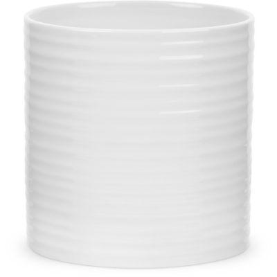 Sophie Conran White Oval Utensil Jar Large