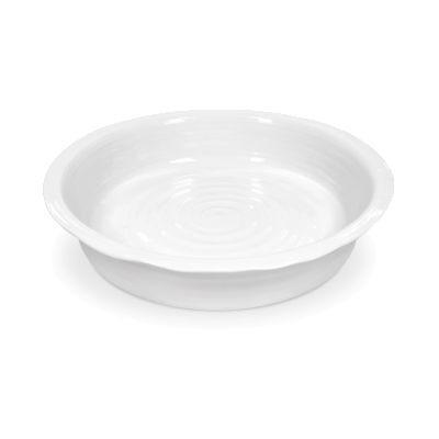 Sophie Conran White Pie Dish Round 27cm