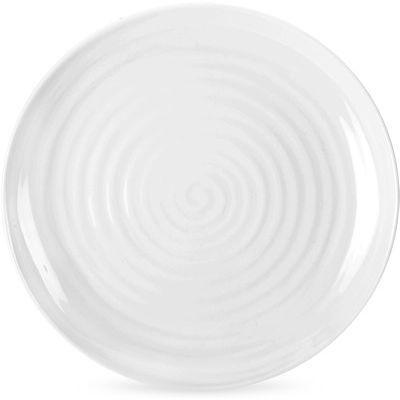 Sophie Conran White Round Coupe Plate 22cm