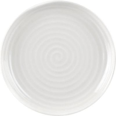 Sophie Conran White Round Coupe Plate 16.5cm