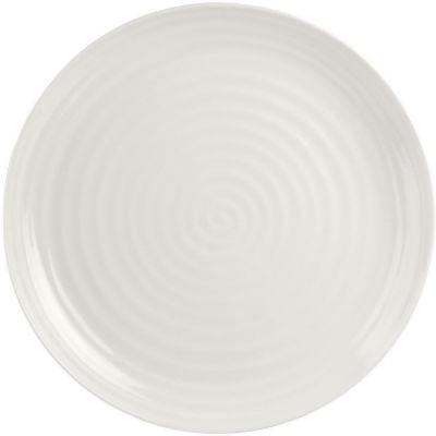 Sophie Conran White Round Coupe Plate 27cm