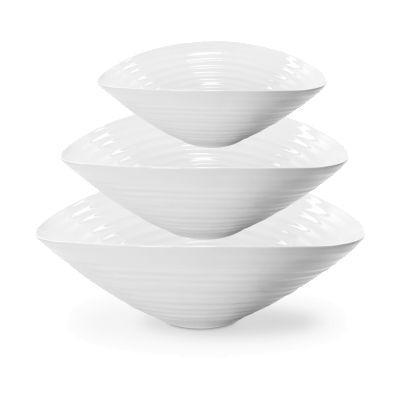 Sophie Conran White Salad Bowl Set of 3
