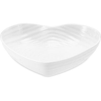 Sophie Conran White Small Heart Bowl