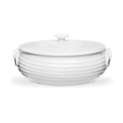 Sophie Conran White Small Oval Casserole