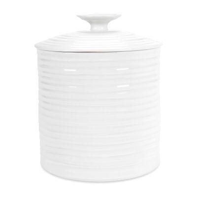 Sophie Conran White Storage Jar Large 16cm